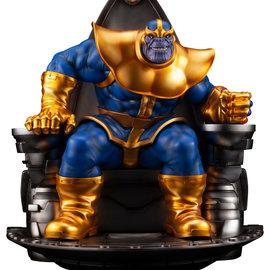 Kotobukiya PRE ORDER: Marvel: Thanos on Space Throne 1:6 Scale Fine Art Statue