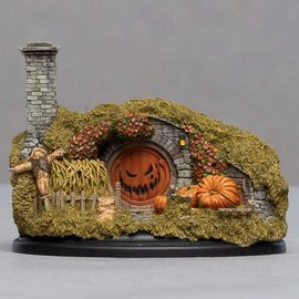 WETA Workshops The Hobbit An Unexpected Journey Statue, 16 Hill Lane Halloween edition 11 cm