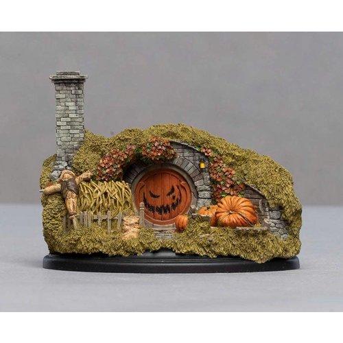WETA Workshops The Hobbit An Unexpected Journey Statue, 16 Hill Lane Halloween edition 11 cm