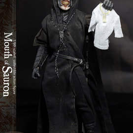 Sideshow pre order: Lord of the Rings: The Mouth of Sauron Slim Edition 1:6 Action Figure