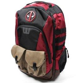 Bioworld Deadpool Built Up Combat Ready Backpack