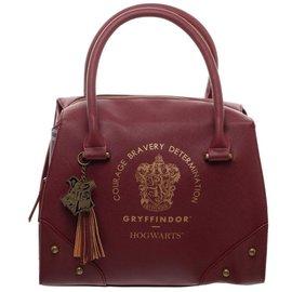 Bioworld Harry Potter Gryffindor Luxury Plaid Top Handbag