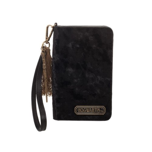 Bioworld Harry Potter Hogwarts Velvet Wallet