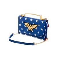 DC comics wonder woman purse