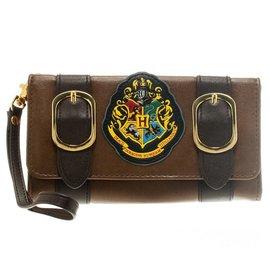 Bioworld Harry Potter Hogwarts Satchel Fold Wallet