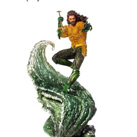 Iron Studios DC Comics: Aquaman Movie - Aquaman 1:10 Scale Statue