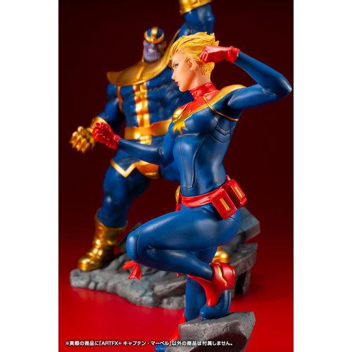 Kotobukiya Marvel: Avengers - Captain Marvel 1:10 Scale PVC Statue