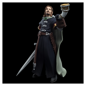 WETA Workshops Lord of the Rings: Vinyl Mini Epics - Boromir