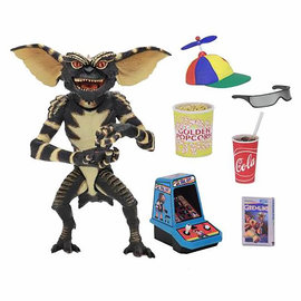 NECA Gremlins: Ultimate Gamer Gremlin - 18 cm Scale Action