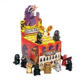 Kidrobot Godzilla: King of the Monsters Mini Serie (blindbox price 1 piece) .