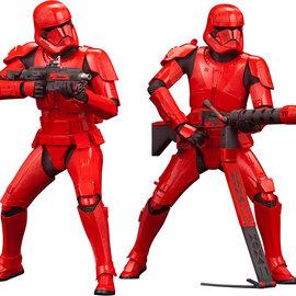 Kotobukiya pre order:  Star Wars: The Rise of Skywalker - Sith Trooper ARTFX+ Statue 2-Pack