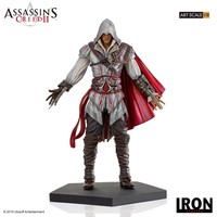pre order:  Assassin's Creed 2: Ezio Auditore 1:10 Scale Statue