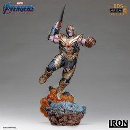 Iron Studios pre order: Marvel: Avengers Endgame - Deluxe Thanos 1:10 Scale Statue