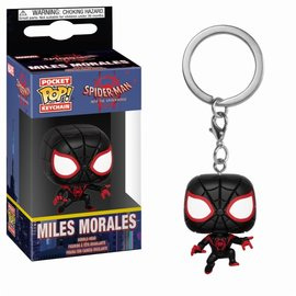 FUNKO Pocket Pop Keychain: Marvel - Animated Spider-Man - Miles Morales