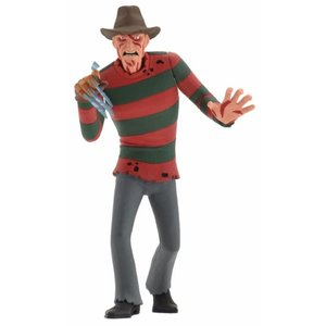 NECA Toony Terrors: 6 inch Scale Action Figure Freddy (A Nightmare on Elm Street)