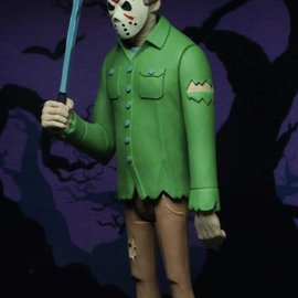 NECA Toony Terrors: 6 inch Scale Action Figure Jason (Friday the 13th)