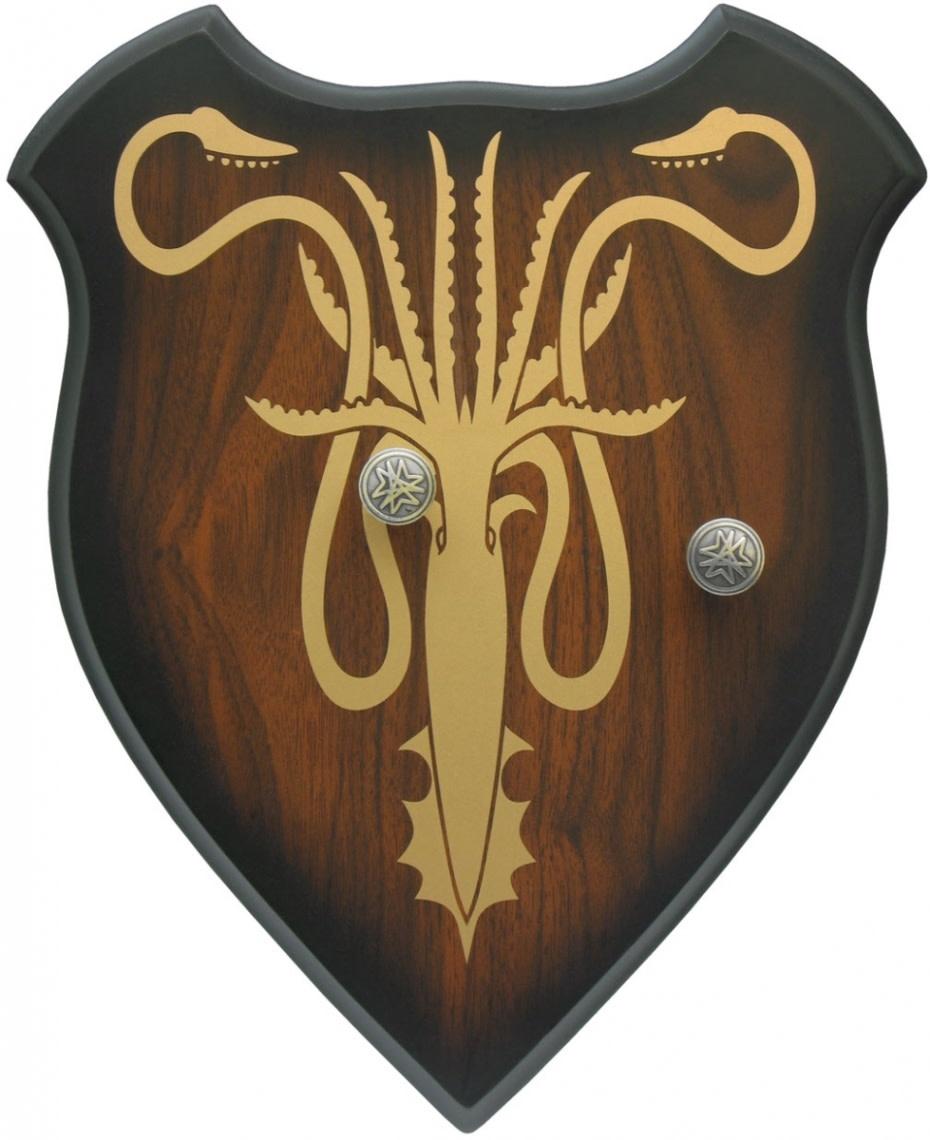 Valyrian Steel pre order:  Game of Thrones: Euron Greyjoy's Axe 1:1 Replica
