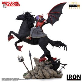 Iron Studios pre order: Dungeons and Dragons: Venger with Nightmare and Shadow Demon Statue