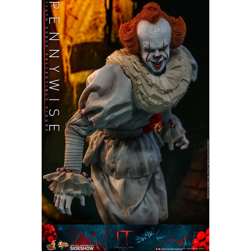 Hot toys IT: Chapter Two - Pennywise 1:6 Scale Figure