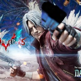 Prime 1 Studio pre order:  Devil May Cry 5: Dante Statue