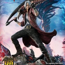 Prime 1 Studio pre order:  Devil May Cry 5: Deluxe Dante Statue