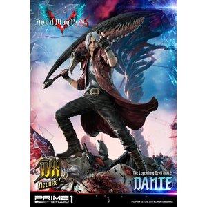 Prime 1 Studio pre order:  Devil May Cry 5: Deluxe Dante Statue