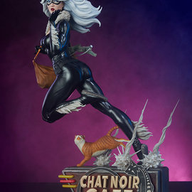 Sideshow pre order: Marvel: Spider-Verse - Black Cat 1:5 Scale Statue