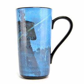 Half Moon  Bay Game of thrones heat changing latte mug - Winter is coming