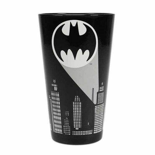 Half Moon  Bay batman col changing glass - bat signal