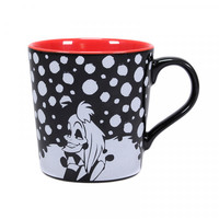 Disney classic tapered mug cruella de vil i hate mondays
