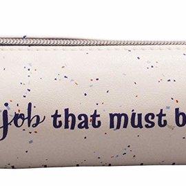 Half Moon  Bay Pencil Case (Fabric) - Mary Poppins Confetti