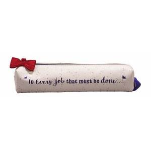 Half Moon  Bay Pencil Case (Fabric) - Mary Poppins Confetti