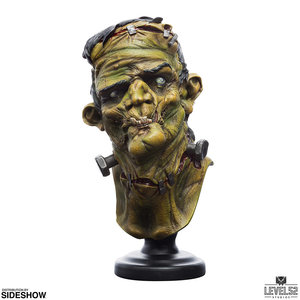 Sideshow pre order: Busted Series: Frank 8.5 inch Bust by Kurt Papstein
