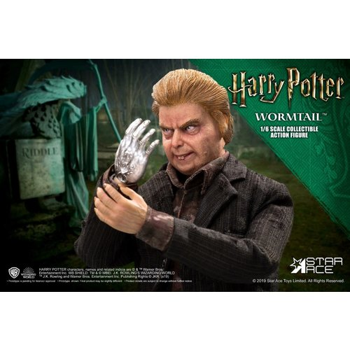 Star Ace pre order: Harry Potter: Peter Pettigrew - Wormtail 1:6 Scale Figure