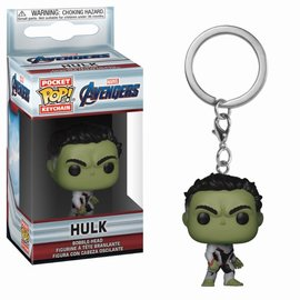 FUNKO Pocket Pop Keychain: Marvel Avengers Endgame - The Hulk