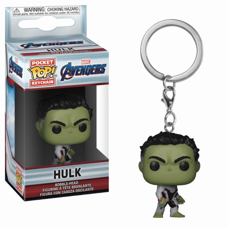 FUNKO Pocket Pop Keychain: Marvel Avengers Endgame - The Hulk