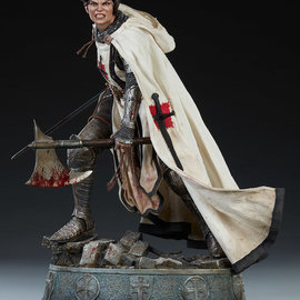 Sideshow Pre order: Court of the Dead: Shard - Faith Bearer's Fury Premium Statue