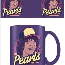 Hole In The Wall Stranger Things: Pearls Mug