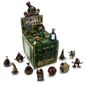 Kidrobot Mechtorians Mini Serie by Doktor A ( price for 1piece)