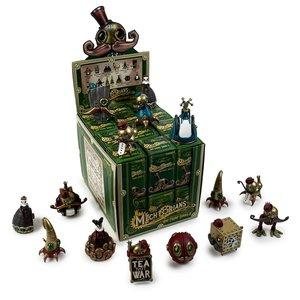 Kidrobot Mechtorians Mini Serie by Doktor A (prijs for 1 1piece)