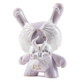Kidrobot Demon 5 inch Dunny by JPK