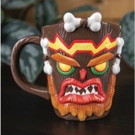 Paladone Crash Bandicoot: Uka Uka Shaped Mug