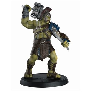 eaglemoss Marvel: Thor Ragnarok - Mega Gladiator Hulk 1:12 Scale Resin Statue