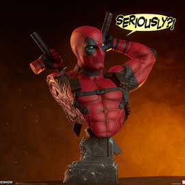 Sideshow Marvel: Deadpool Bust
