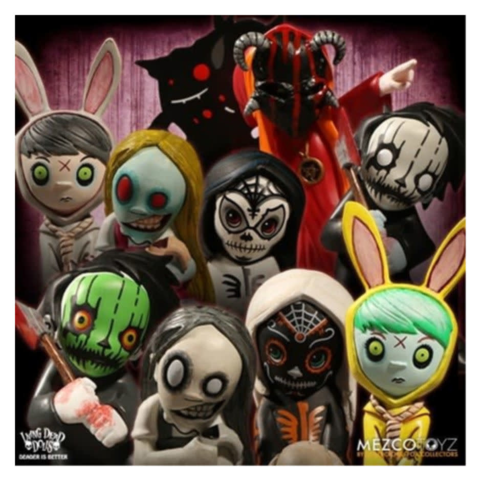 Living Dead Dolls: Resurrection Series 1 - 2 inch Figures ( price for one box)