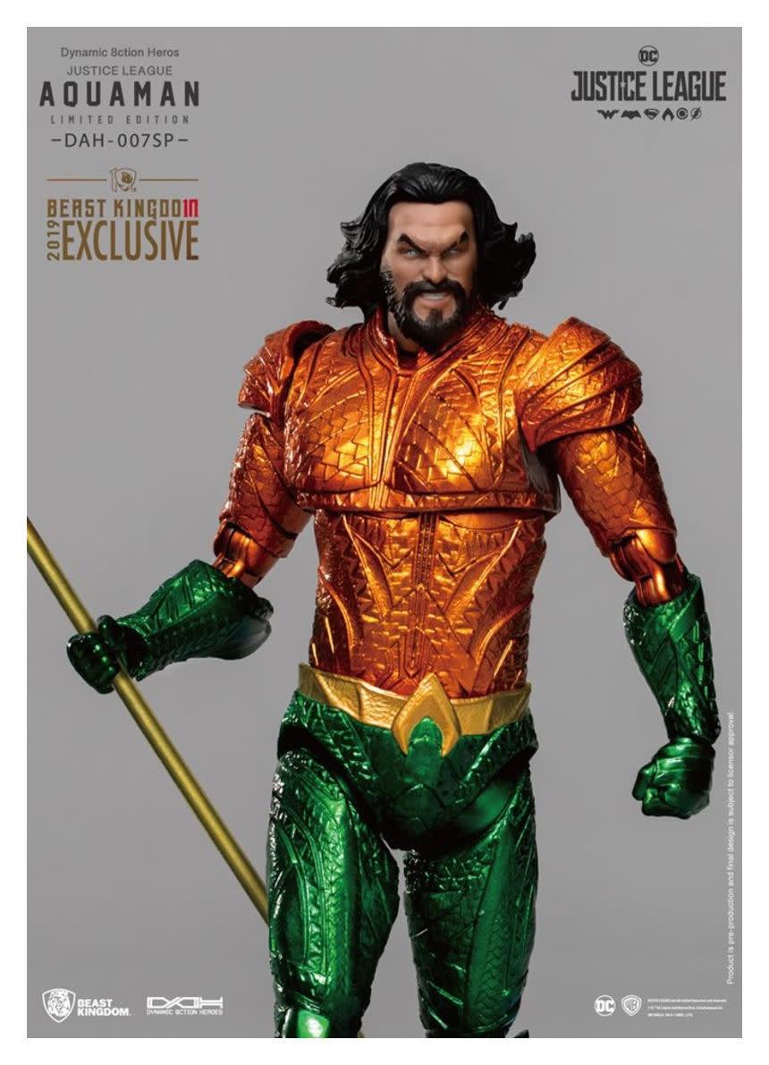 Beast Kingdom DC Comics: Justice League - Aquaman Limited Edition Figure
