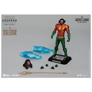 Beast Kingdom DC Comics: Justice League - Aquaman Limited Edition Figure