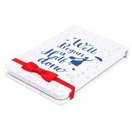 Half Moon  Bay Disney - Mary Poppins Well Begun To Do List Notebook