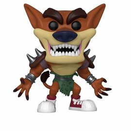 FUNKO Pop! Games: Crash Bandicoot - Tiny Tiger