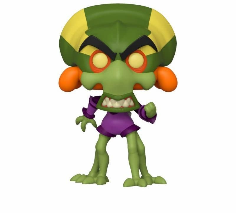 FUNKO Pop! Games: Crash Bandicoot - Nitros Oxide